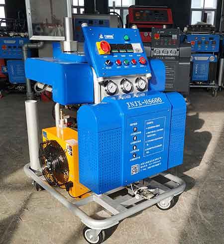 化工厂防腐H5600聚脲喷涂机